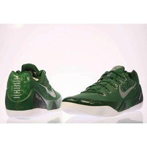 * NEW! * Kobe * 9 IX EM TB * Gorge Green * Nike *